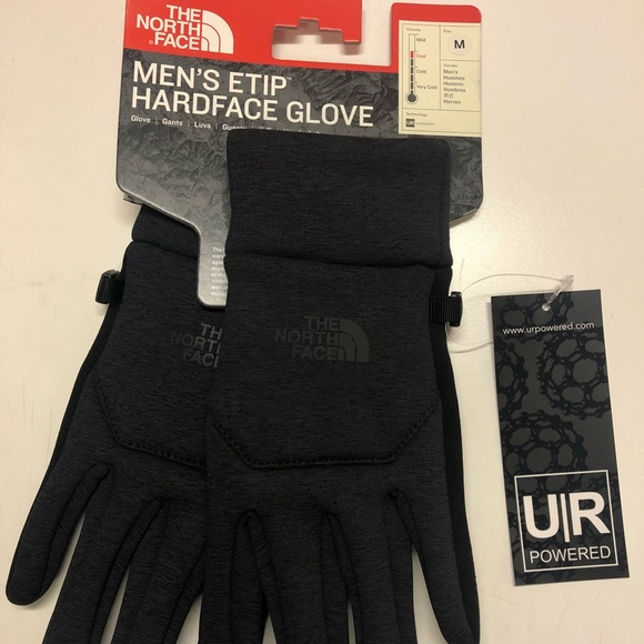 9e3f85fad The North Face Etip Hardface Touchscreen Glove NEW NWT